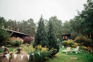 Waldparadies Borkheide - Einfach mal hängen lassen