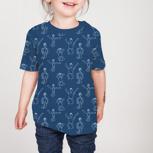 "Kipepeo Kinder Shirt ""Dansi"""