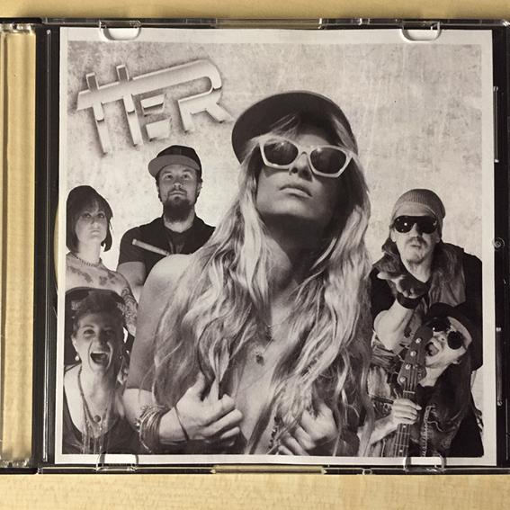 HER & Kings County - Promo-CD 2015
