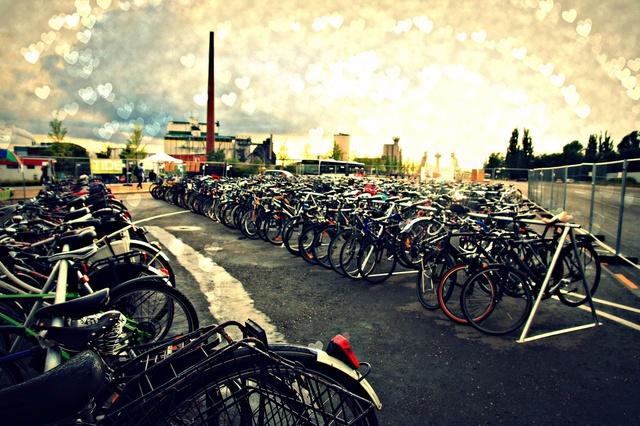 Die FahrradGarderobe