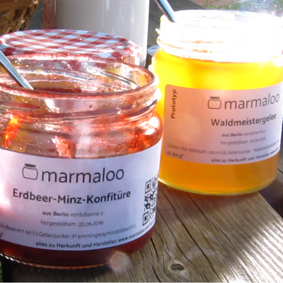 Marmaloo-Prototyp (limitiert)
