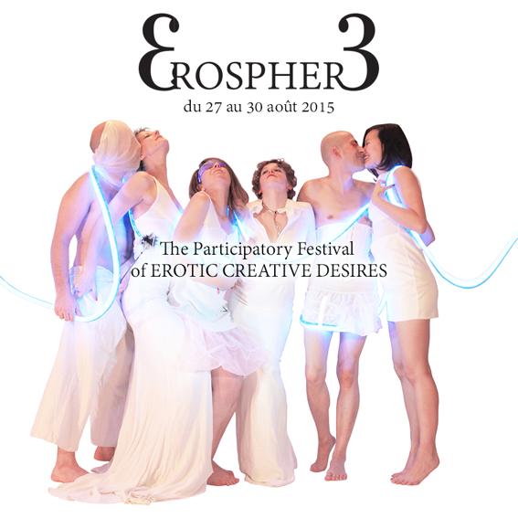 PARISIENNE - Tickets für Erosphere Festival / Paris