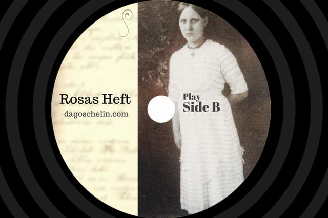 Rosas Heft - brasilianisierte deutsche Volkslieder CD Produktion