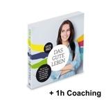 Buch + 1 Stunde Coaching