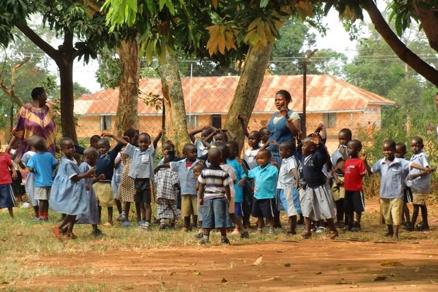 Kindergarten der Kulturen - Eine Reise um die Welt