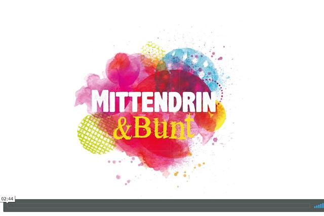 MITTENDRIN & BUNT FESTIVAL 2017