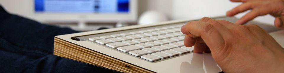 Edles Case für Apple (TM) Wireless Keyboard und Trackpad