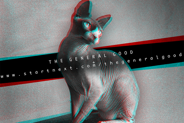 The General Good - Ein Albumprojekt