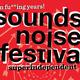 Soundsnoise Festivalpass + 2 Freigetränke + Soundsnoise T-shirt