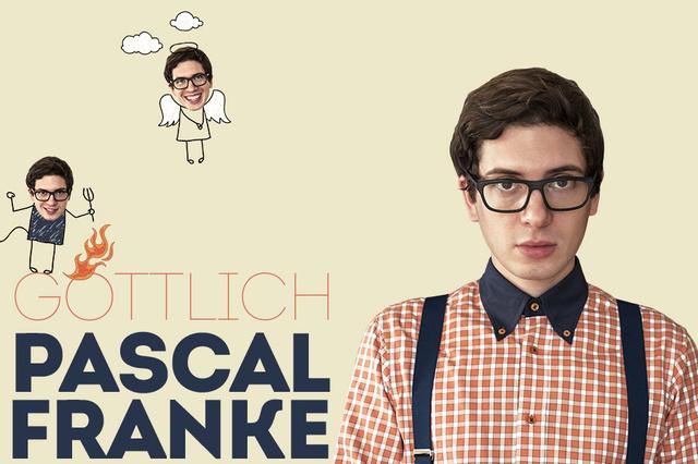 Pascal Franke - Klavierkabarett LIVE-Premiere