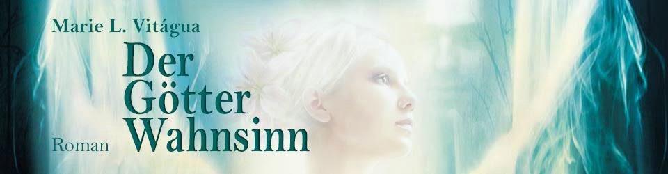 """Der Götter Wahnsinn""  Fantasy-Epos (3-teilig), 2 Autoren"
