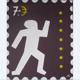 AUßEMARKE, Nr. 6, Unikat, 60x50 cm, Acryl