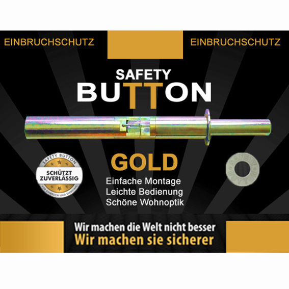 the golden  button