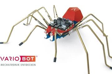 spido - Die Roboter-Spinne zum Selberbauen