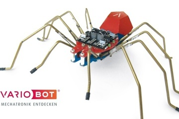 spido—the robotic spider you can build yourself