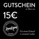Gutschein im Wert von 15€