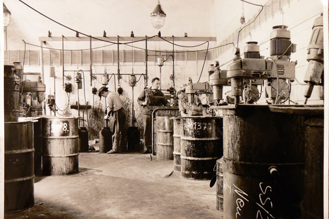 Kulturgelände Milchsackfabrik