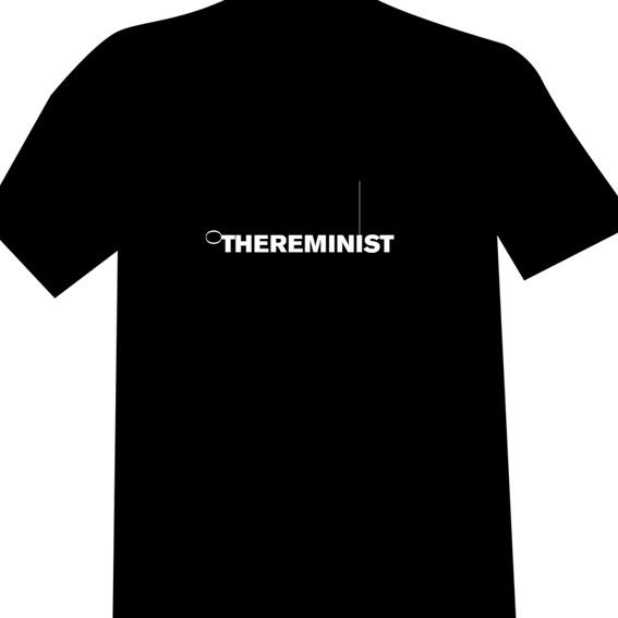 "T-Shirt Design B (""Thereminist"")"