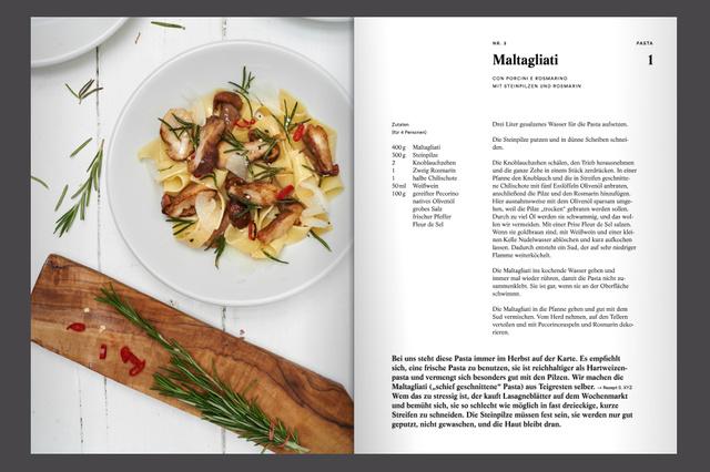Pappa E Ciccia - Das Kochbuch
