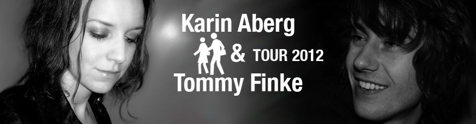 Karin Åberg (Schweden) & Tommy Finke Minitour