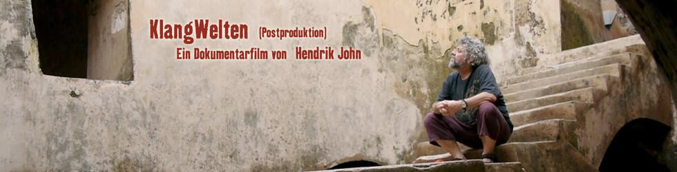 """""""KlangWelten"""" ein Dokumentarfilm von Hendrik John - Postproduktion"""