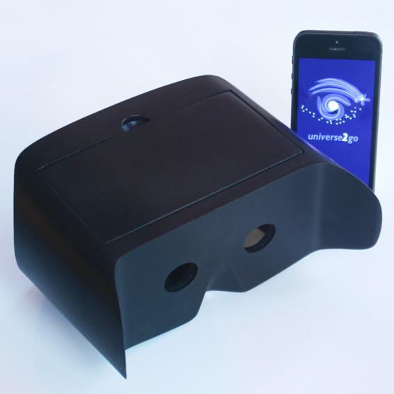 universe2go+  (1 Stargazer + App + bag)