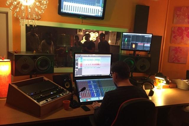 Studioproduktion Musical Grenzenlos