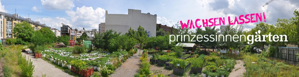 Prinzessinnengarten – let it grow!