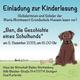 Einladung zur Lesung bei den Stuttgarter Buchwochen