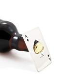 Flaschenöffner in Spielkarten Form