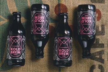 Refreshing & Energizing - Koldbrew Tonic