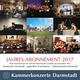 Jahres-Abonnement 2017 inkl. Barocknacht