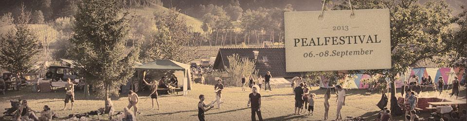 Pealfestival 2013 - Austausch von Musik, Kultur, Sport und Jugendarbeit