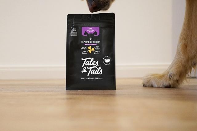 Tales & Tails - eine Fische Brise für Vierbeiner