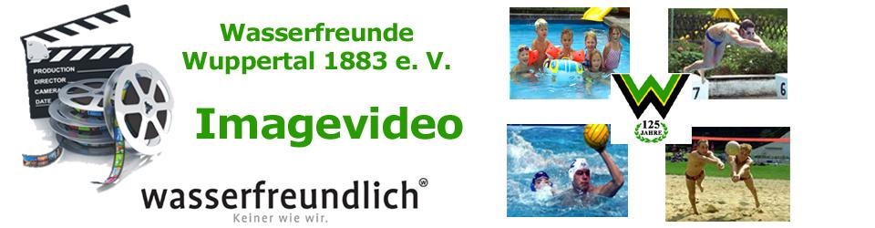 Imagefilm für die Wasserfreunde Wuppertal 1883 e. V.