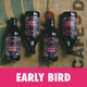 EARLY BIRD 4-Pack Koldbrew Tonic