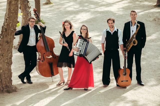Orchestra Esquinas - Tangomusik!