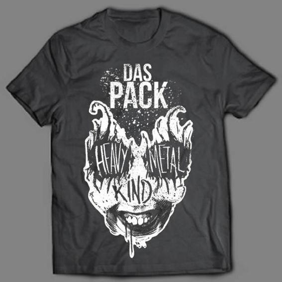 """DAS PACK """"Heavy Metal Kind"""""""