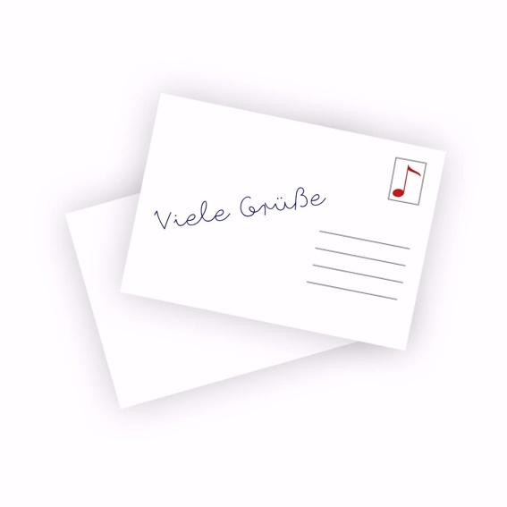 Postkartensatz mit allen 12 Kalendermotiven