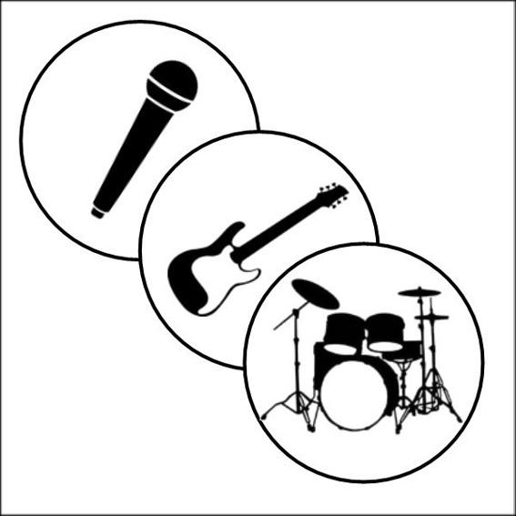Unterricht Gesang/Gitarre/Schlagzeug