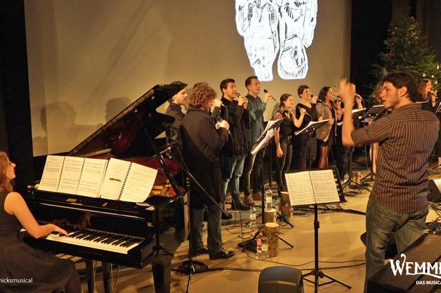 WEMMICKS - Das Musical LIVE in concert