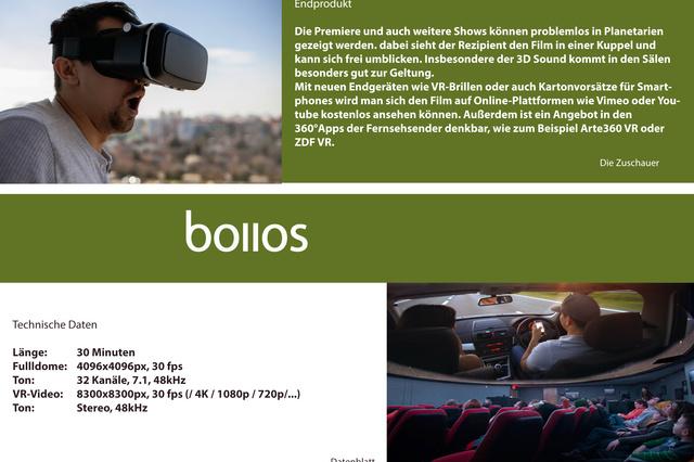 VR-FILM bollos