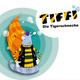 TIFFI-Die Tigerschnecke - Das Buch
