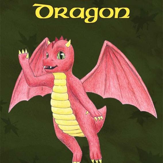 Miro der Drache, Taschenbuch signiert von der Autorin Theresa Berg