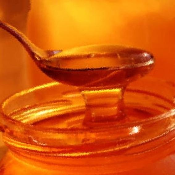 2 Gläser Honig á 500 Gramm