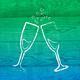 Sekt auf Floß: Gutschein für eine Floßfahrt und ein Glas Sekt