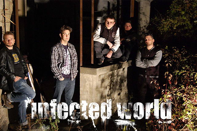2015 Infected World Produktion 3er neuer Lieder