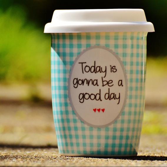 Coffee-to-go-Becher inkl. Werkfach - Kaffee 10er Karte