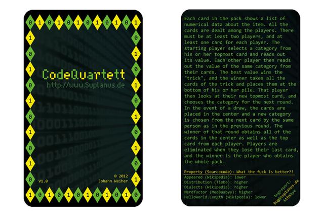 CodeQuartett