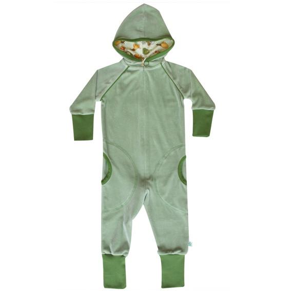 Nicki Overall ZIPA (green)